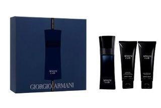 Perfume Giorgio Armani Armani Code Kit - EDT + Gel de Banho + Pós-Barba