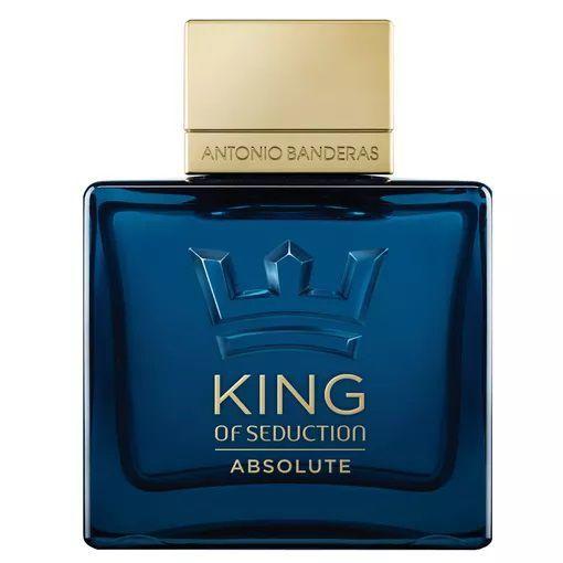 Perfume King of Seduction Absolute AB - Perfume Masculino - EDT 100ml