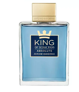 Perfume King of Seduction Absolute Antonio Banderas - Perfume Masculino - Eau de Toilette - 200ml