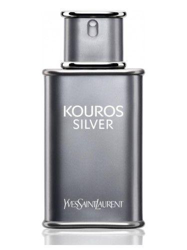 Perfume Kouros Silver Yves Saint Laurent - Perfume Masculino -EDT
