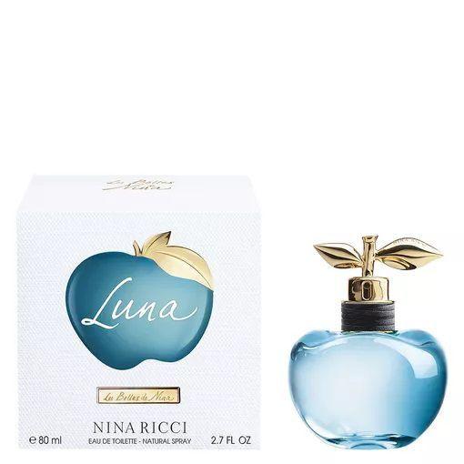 Perfume Luna Nina Ricci - Perfume Feminino - EDT