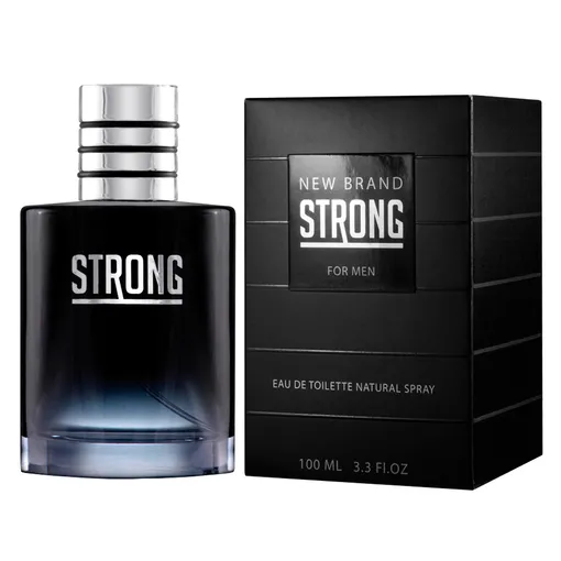 Perfume Strong For Men New Brand - Perfume Masculino Eau de Toilette - 100ml