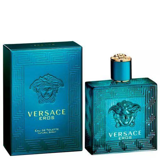 Perfume Versace Eros Versace Masculino - Eau de Toilette