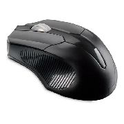Mouse Mo265 Sem Fio Multilaser Usb 1600 dpi Anatômico