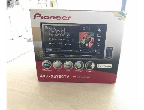 Multimídia Receiver Avh-x5780tv Pionner