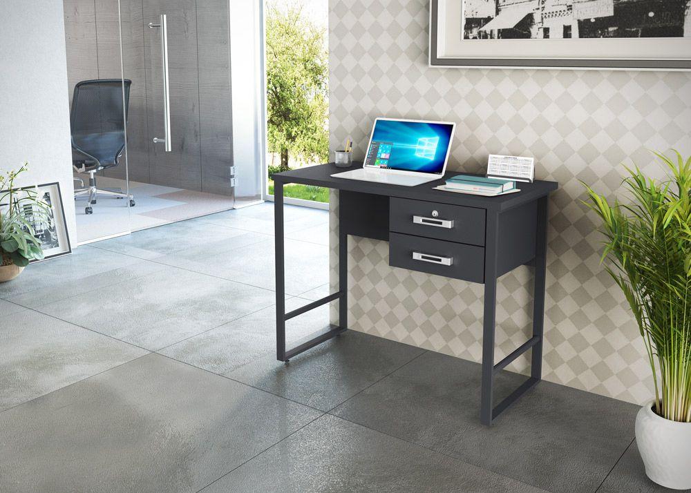 Mesa multiuso com duas gavetas - MO 8600