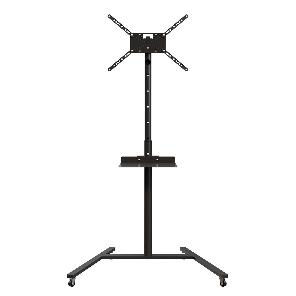 Pedestal para TV e Notebook com rodízio