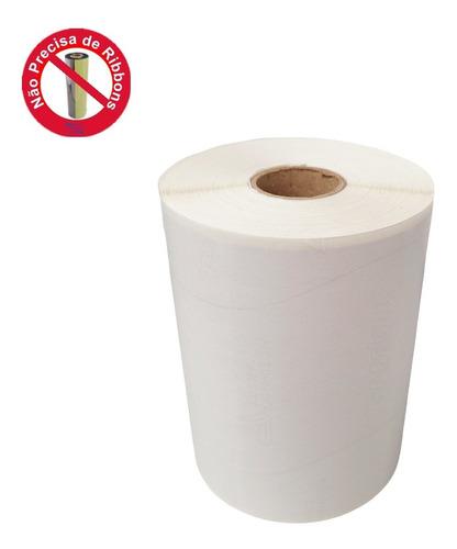 Rolo Etiqueta Adesiva Térmica 60x40