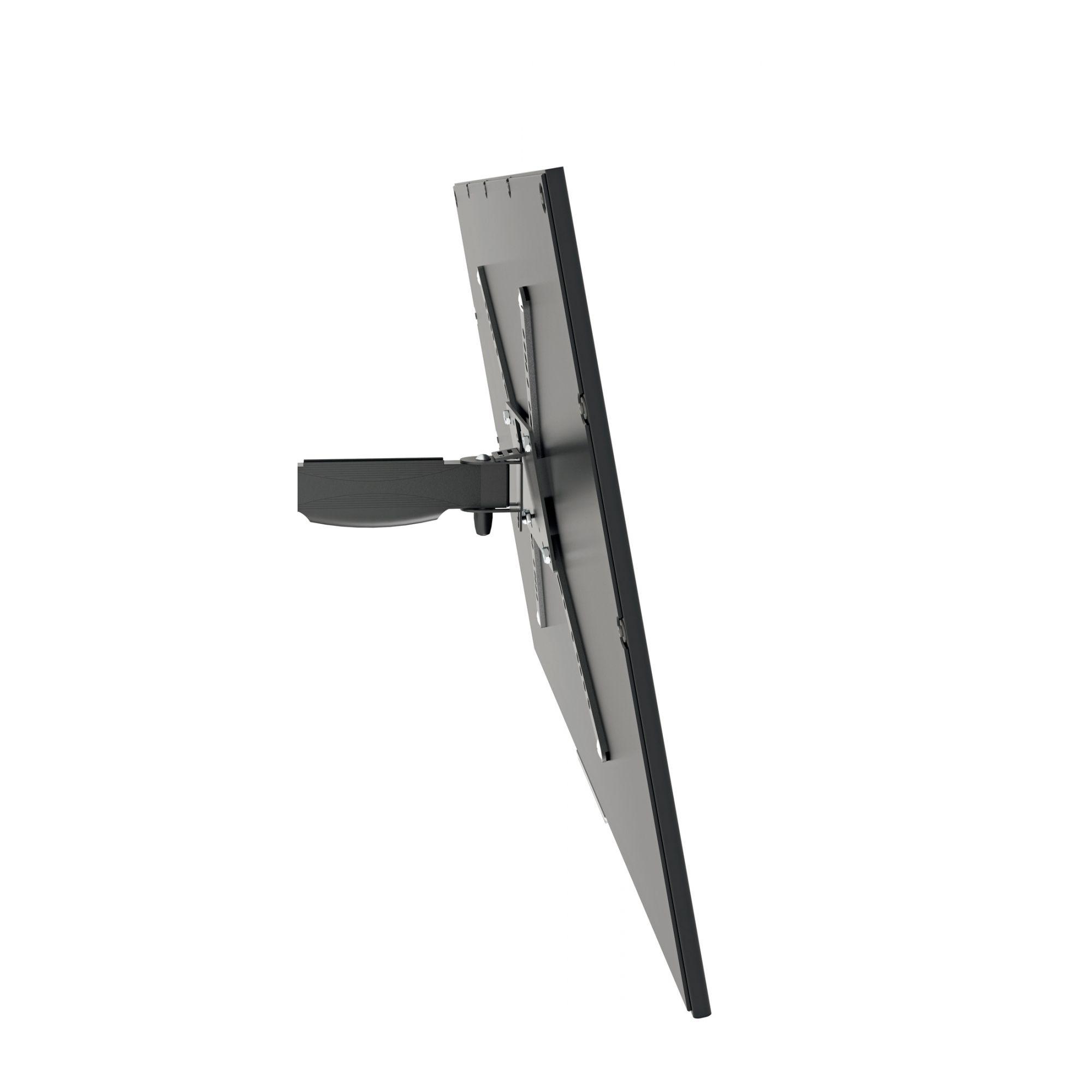 Suporte biarticulado com inclinação para TV de 14 a 56 polegadas