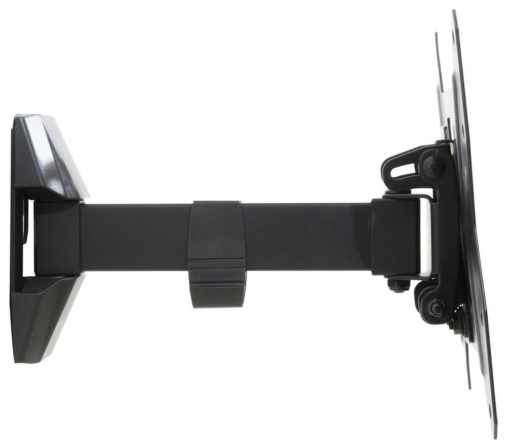 Suporte biarticulado com inclinação para TV de 22 a 55 polegadas