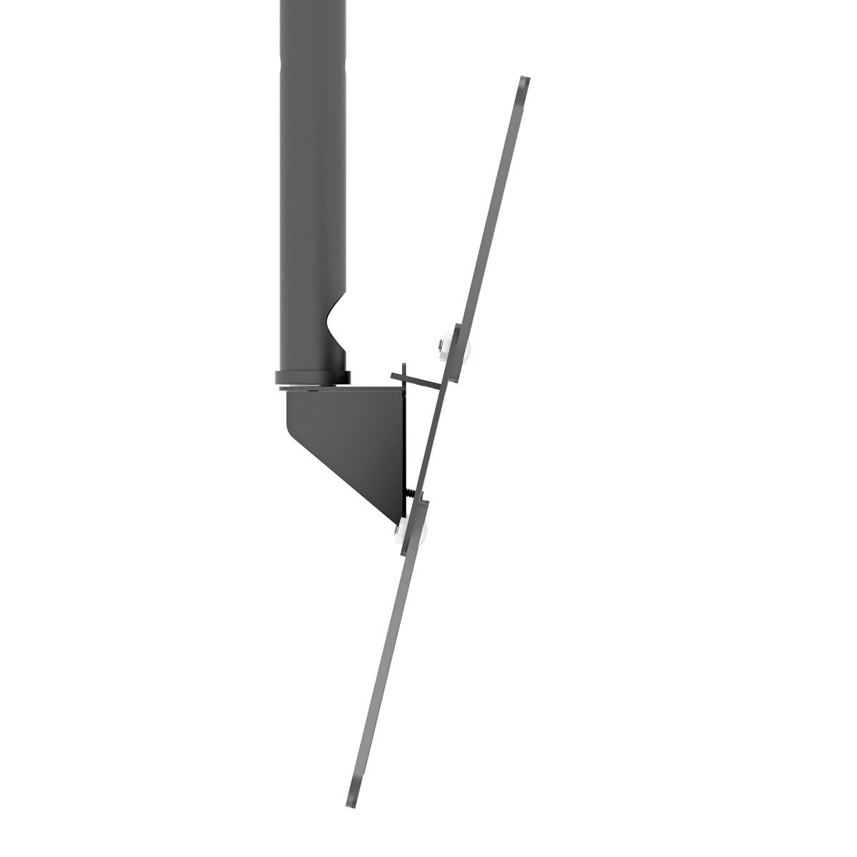 Suporte de teto com inclinação e rotação para TV de 19 à 56 polegadas