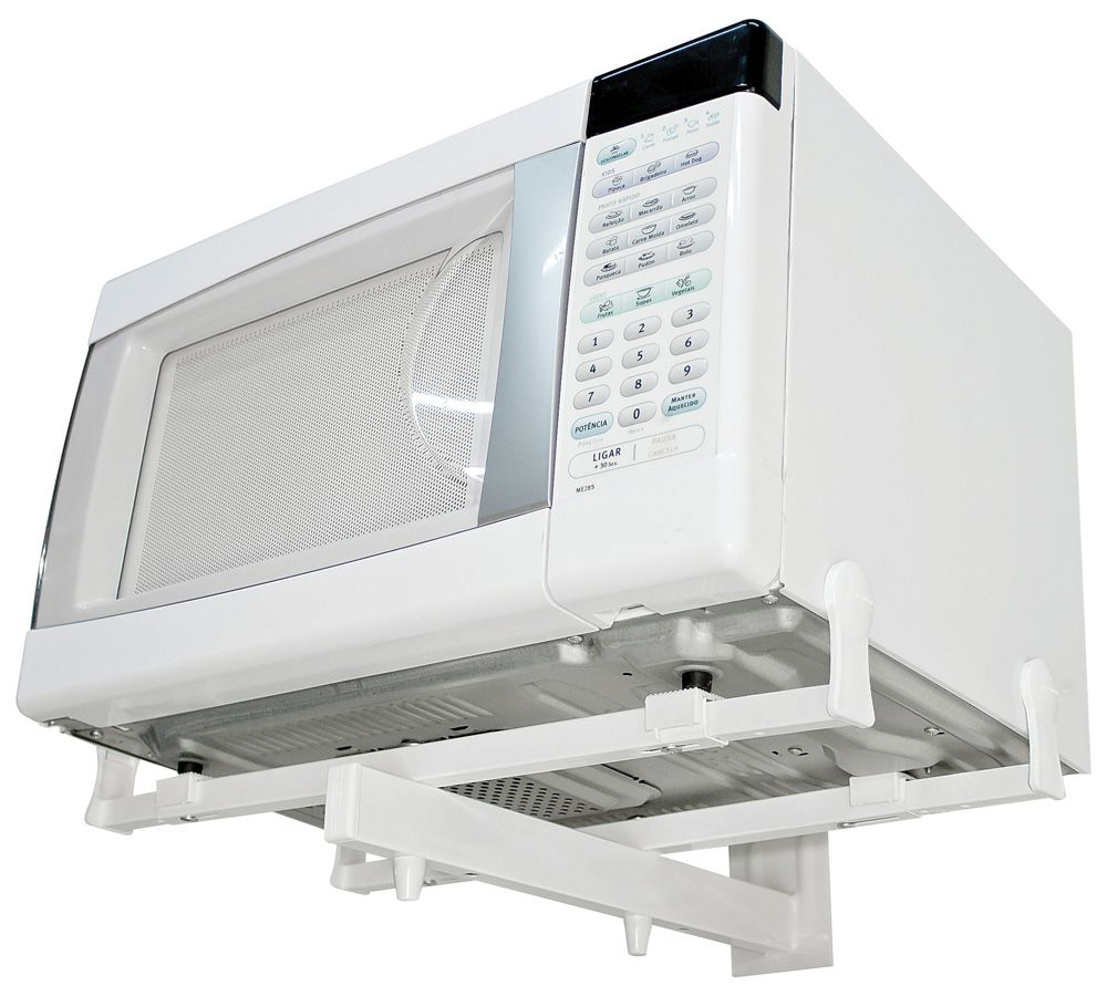 Suporte para forno microondas