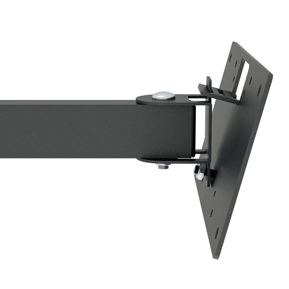 Suporte triarticulado com inclinação para TV de 14 a 43 polegadas