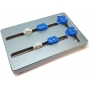 Suporte para placa PCB multifuncional universal de eixo duplo Mijing T22