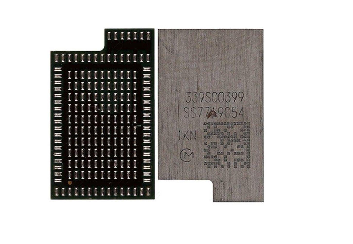 CI  339S00399 chip de wifi para iPhone 8, 8 Plus, X