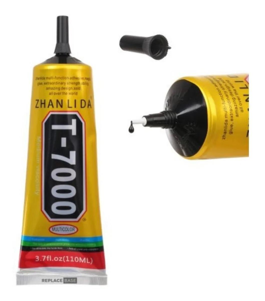 Cola Adesiva Multiuso para tela do celular T7000 / T-7000 110ml