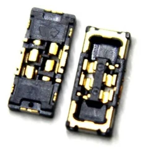Conector Fpc Bateria Da Placa para iPhone 8, 8 Plus ,X ,Xs , Xs Max