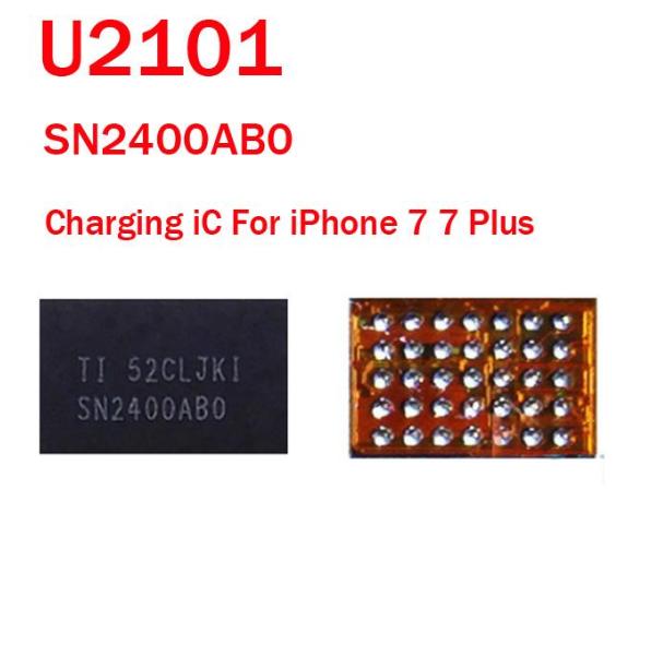Controlador de carregamento IC U2101 SN2400ABO para IPhone 6S/ 6S Plus/ 7/ 7Plus