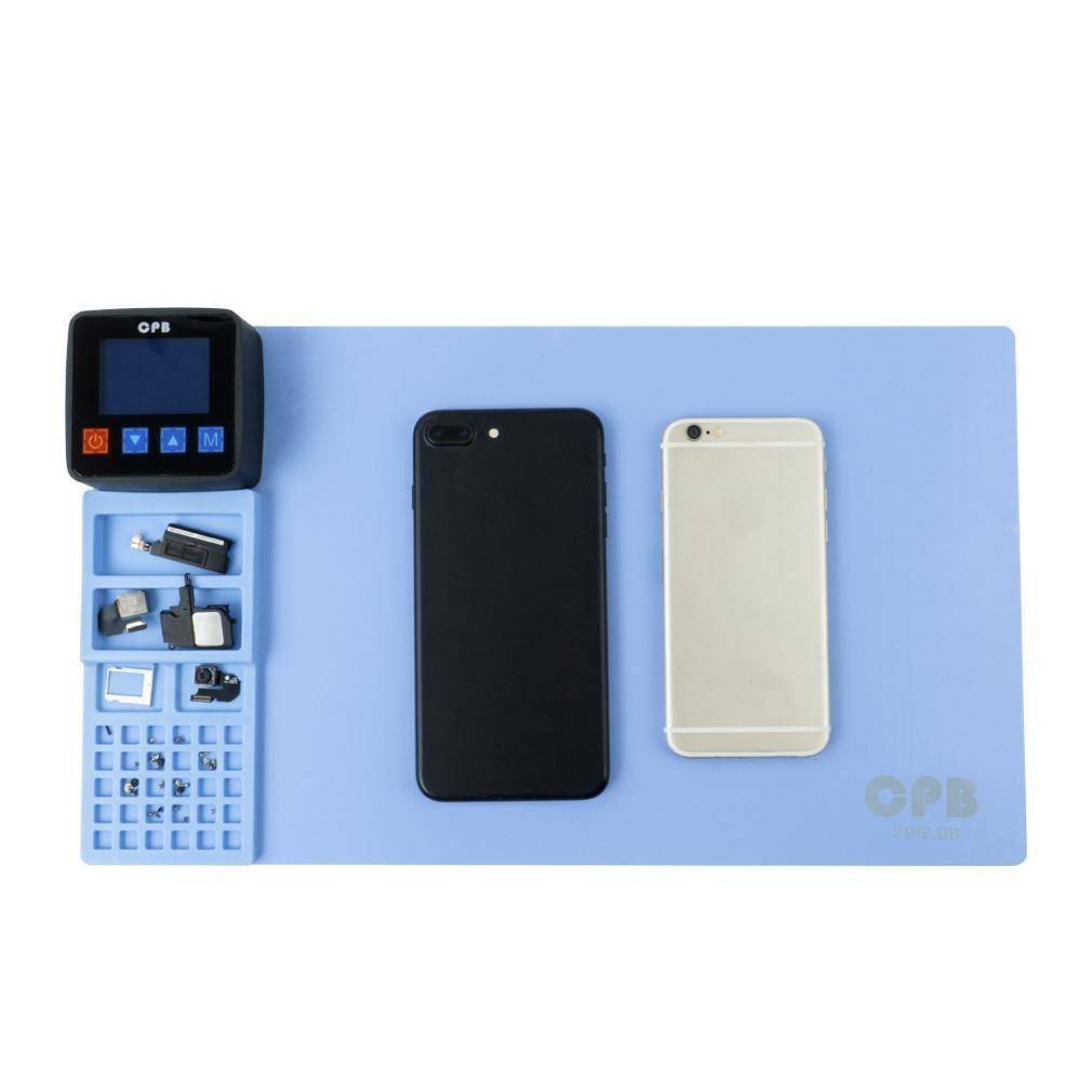 Mijing CPB CP320 ATUALIZAÇÃO TELA LCD AQUECIMENTO 380 * 220MM