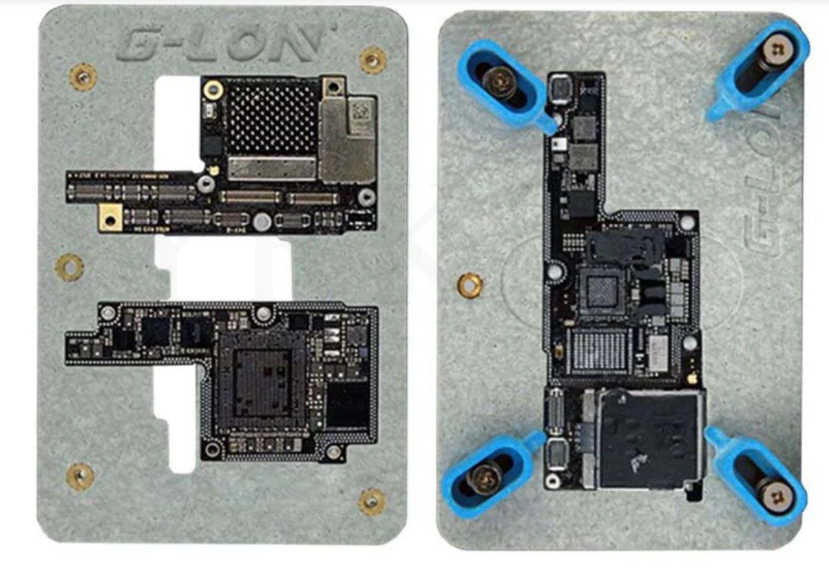 G-LON / Sunshine Ss-601x Suporte Para Pcb Duplo-face Para O iPhone X