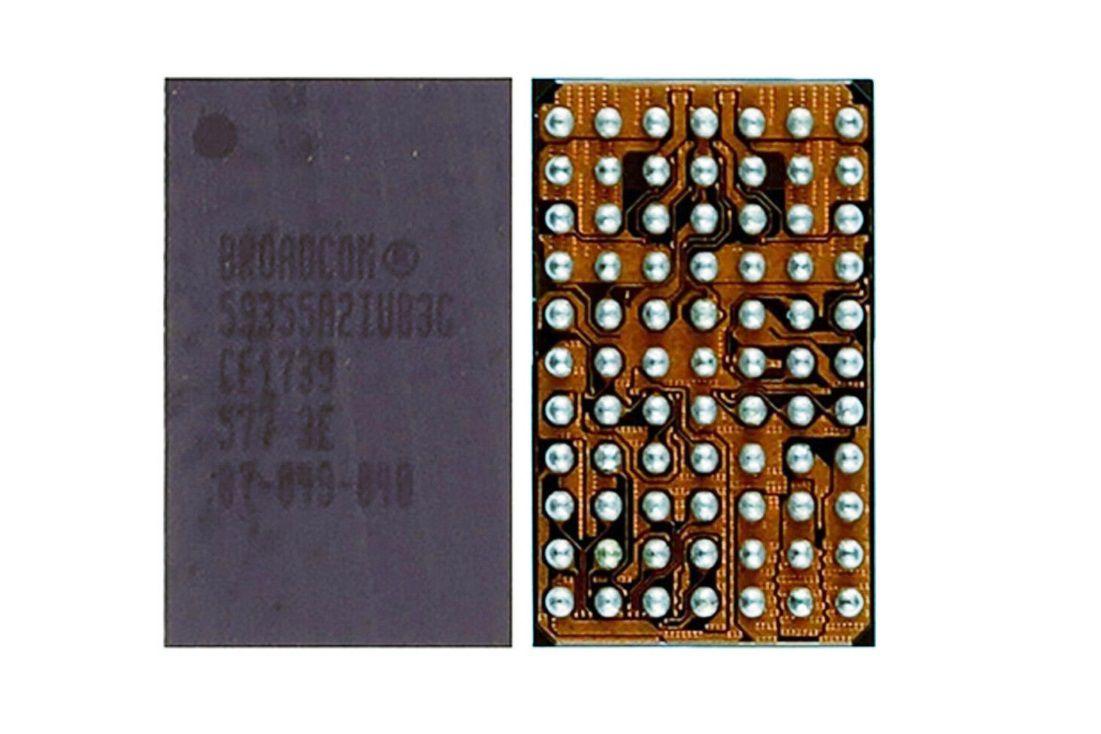 IC DE CARGA SEM FIO U3400 59355A2IUB3G PARA IPHONE 8/8 PLUS / IPHONE X