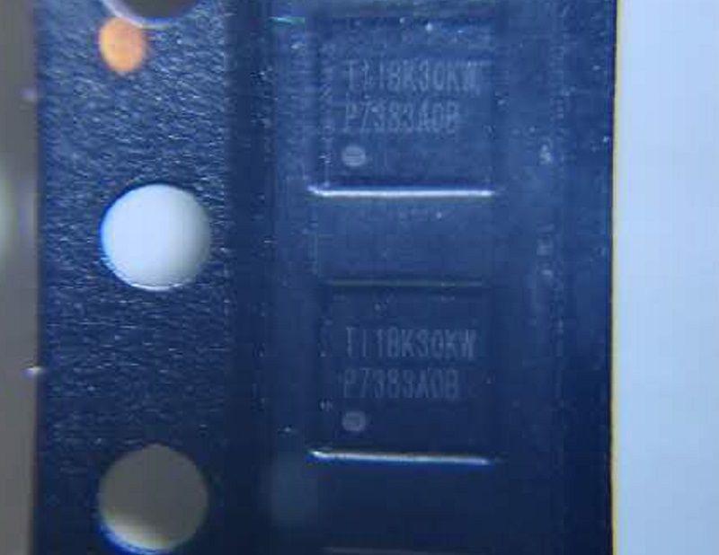 IC de carregamento TI1BK30KW / P7383A0B para ipad 4 mini1