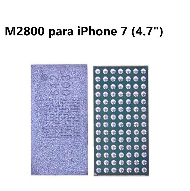 Ic Touch Iphone 7/ 7 Plus M2800 Novo Original