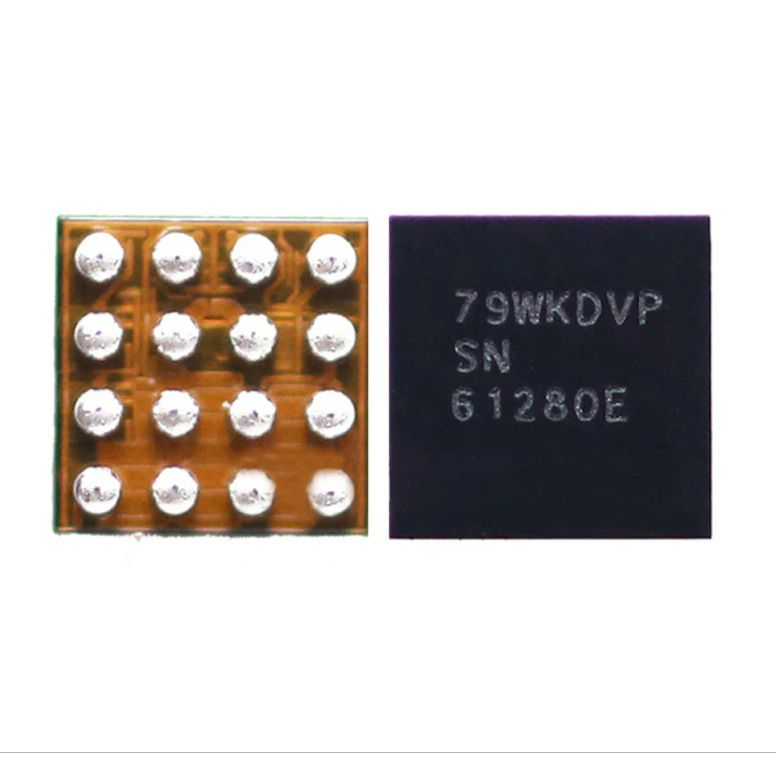 Impulso ic principal poder U3100 SN 61280D ou E para IPhone 8/ 8Plus /X