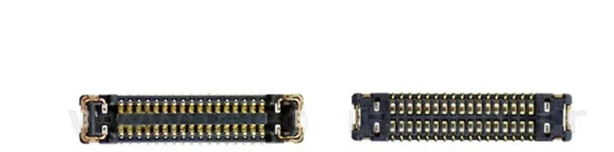 J4502 Conector do digitador FPC LCD para iPhone 7 - 40 pins