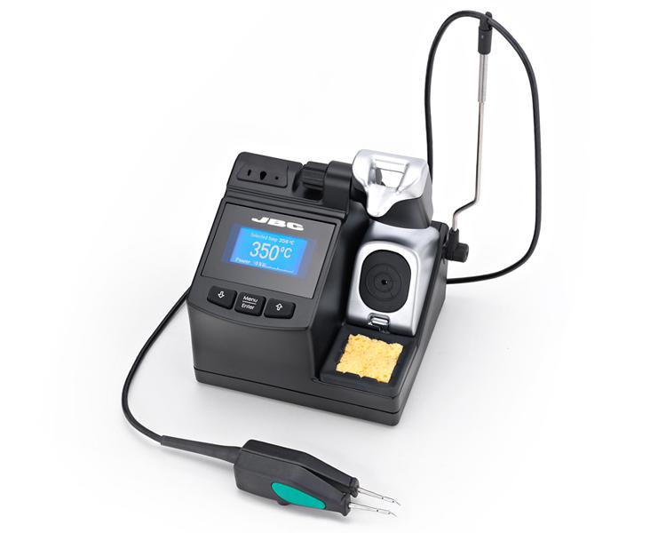 JBC CP-2HE Pinças Micro Estação De Solda para a pequenas e médias empresas componentes SMD  220V