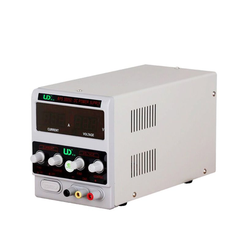 UD APS 3005D DC Power Supply Ferramentas de reparo do telefone móvel 30V 5A Output Digital Variable 220V