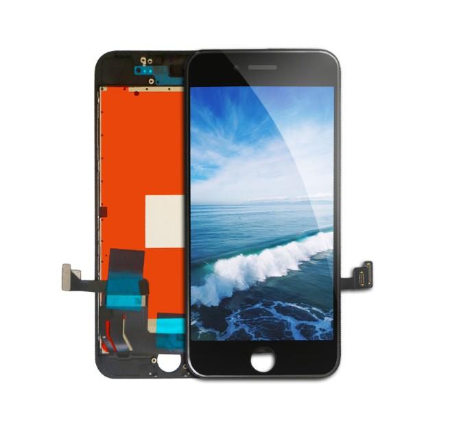 Tela/  LCD PARA IPHONE 7 Plus BRANCO E PRETO QUALIDADE: AAA + ILUMINE (AAA + BRIGHTEN UP)