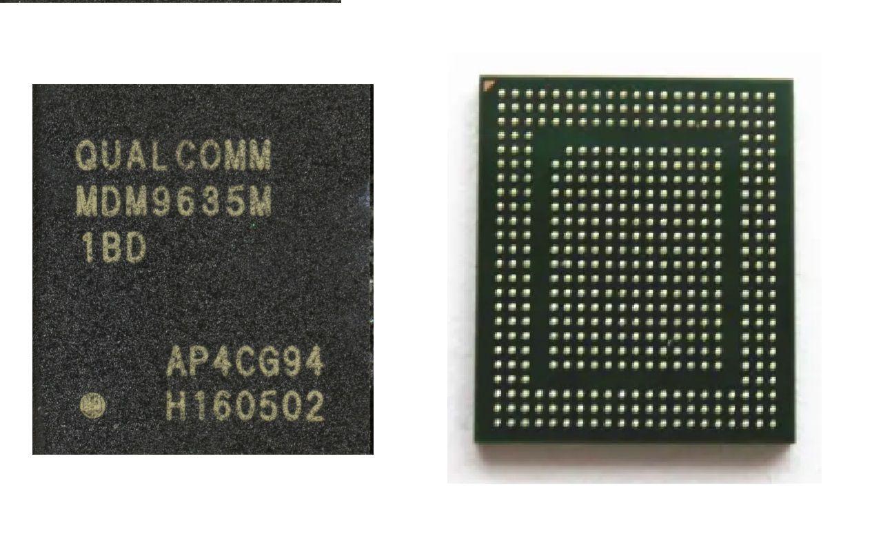 MDM9635M MDM9635 CI de chip de CPU LTE de banda base para iPhone 6s 6s Plus