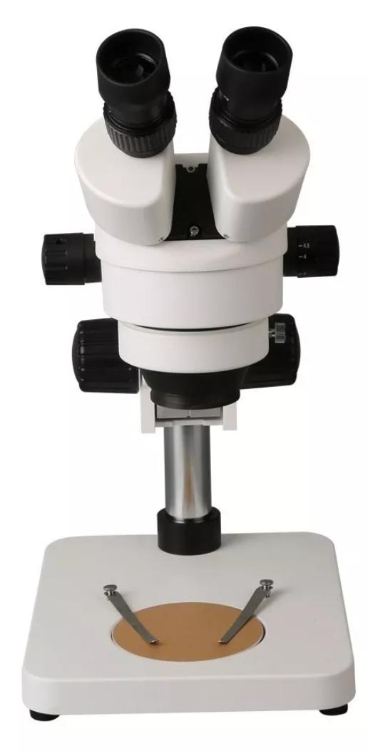 Kaisi 7045 Microscópio Estereoscópico Binocular 7x-45x