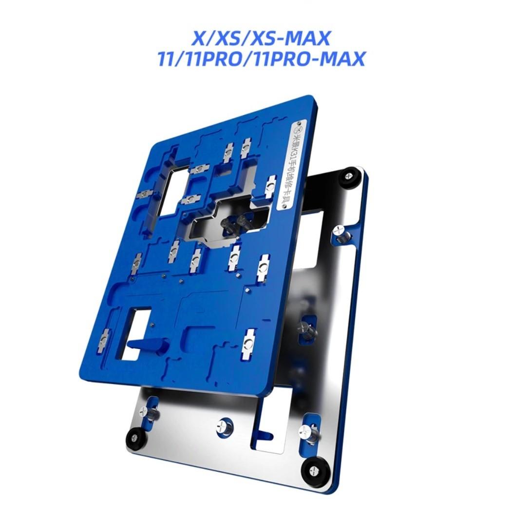 MIJING K31 6 em1 Suporte para placa PCB multifuncional universal