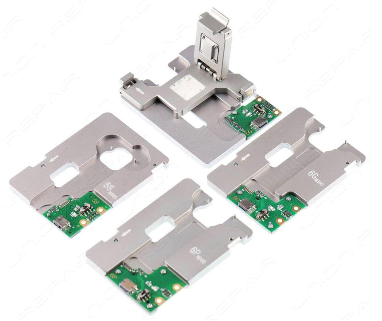 MIJING MJ-860 5 IN1 MEMÓRIA HDD NAND IC FERRAMENTA DE TESTE PARA IPHONE 5G / 5S / 6G / 6P
