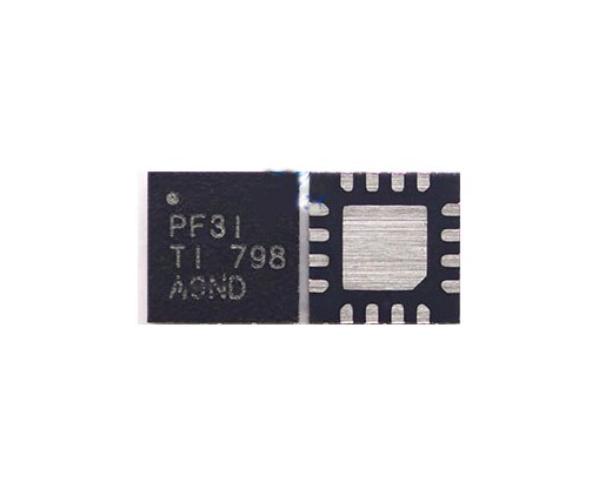 PF31 Display LCD IC Chip de LCD 16  pinos