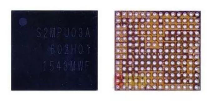 Power Ic S2mpu03a Para Samsung Galaxy J7 J700f J700h J700g