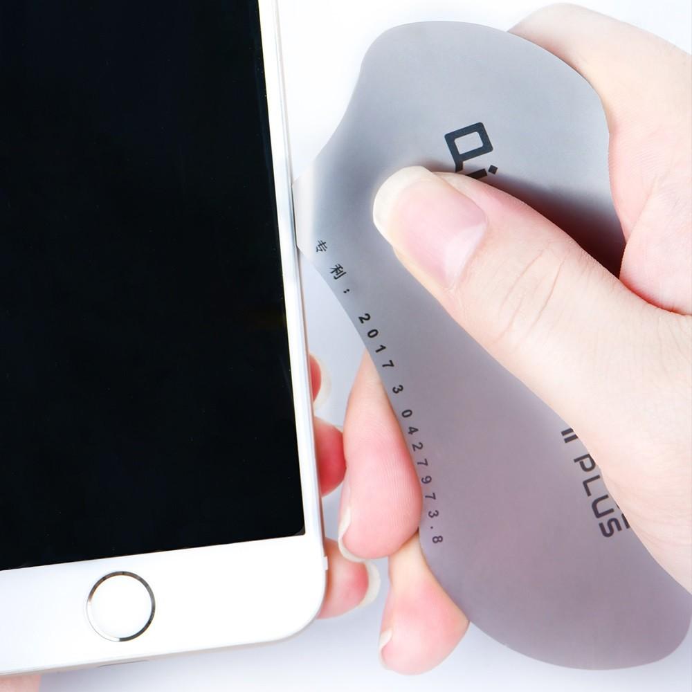 QianLi Ferramenta de busca em formato de amendoim (peanut-shape) para desmontagem de smartphone 0.1mm
