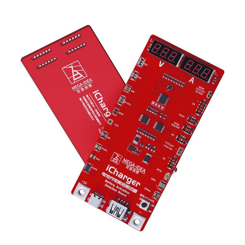 Qianli Mega-idea iCharger bateria de carregamento e placa de ativação para iPhone e Android