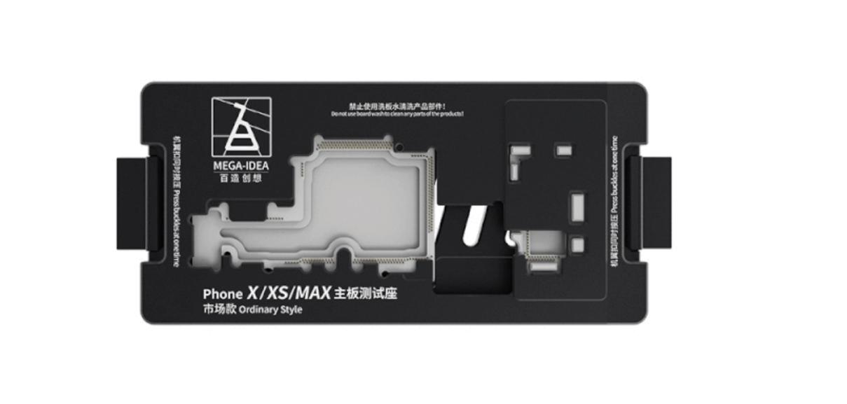 Qianli Mega-idea Socket Estrutura de teste em camadas da placa-mãe para o phone X/XS/XS MAX / Tipo: Comum (Ordinary)