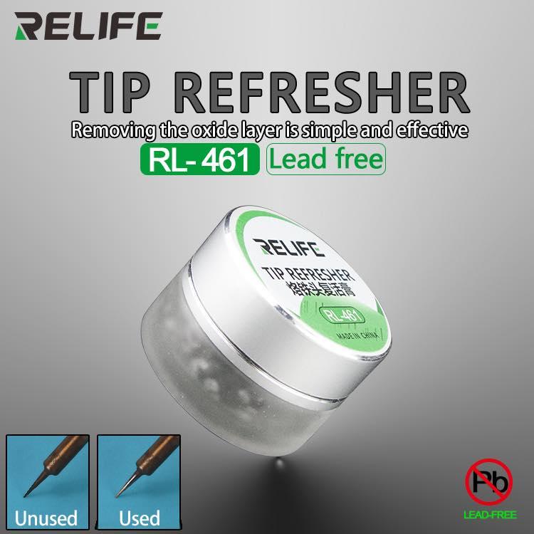Relife Rl-461 Reciclagem de ponta de solda