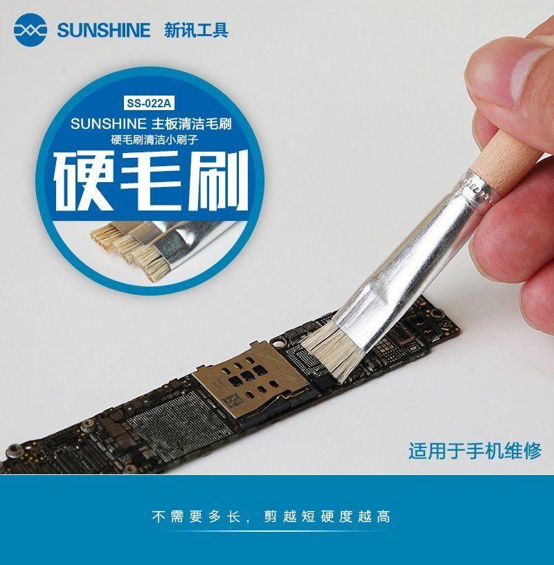 Sunshine SS-022A Escova para reparo de celular (1 un)