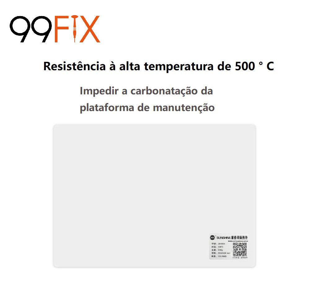 Sunshine Tapete de solda resistente ao calor Almofada de silicone Plataforma de manutenção de solda anti-estática BGA