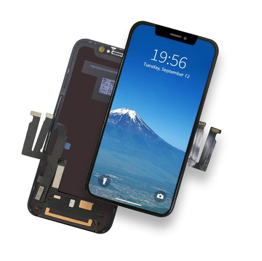 TELA/ LCD PARA IPHONE XR PRETO QUALIDADE: TFT