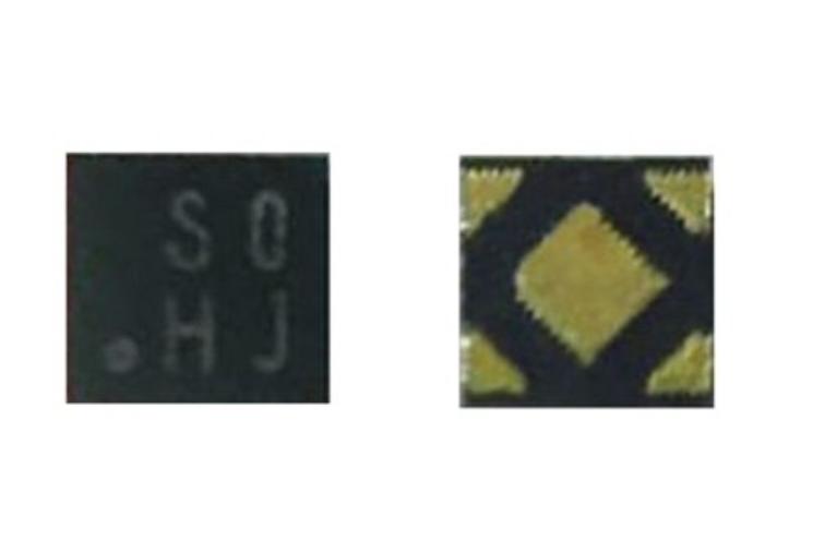 U3200 LP5907SNX-2.85 IC traseiro da fonte da câmera traseira para iPhone 6S/ 6S Plus