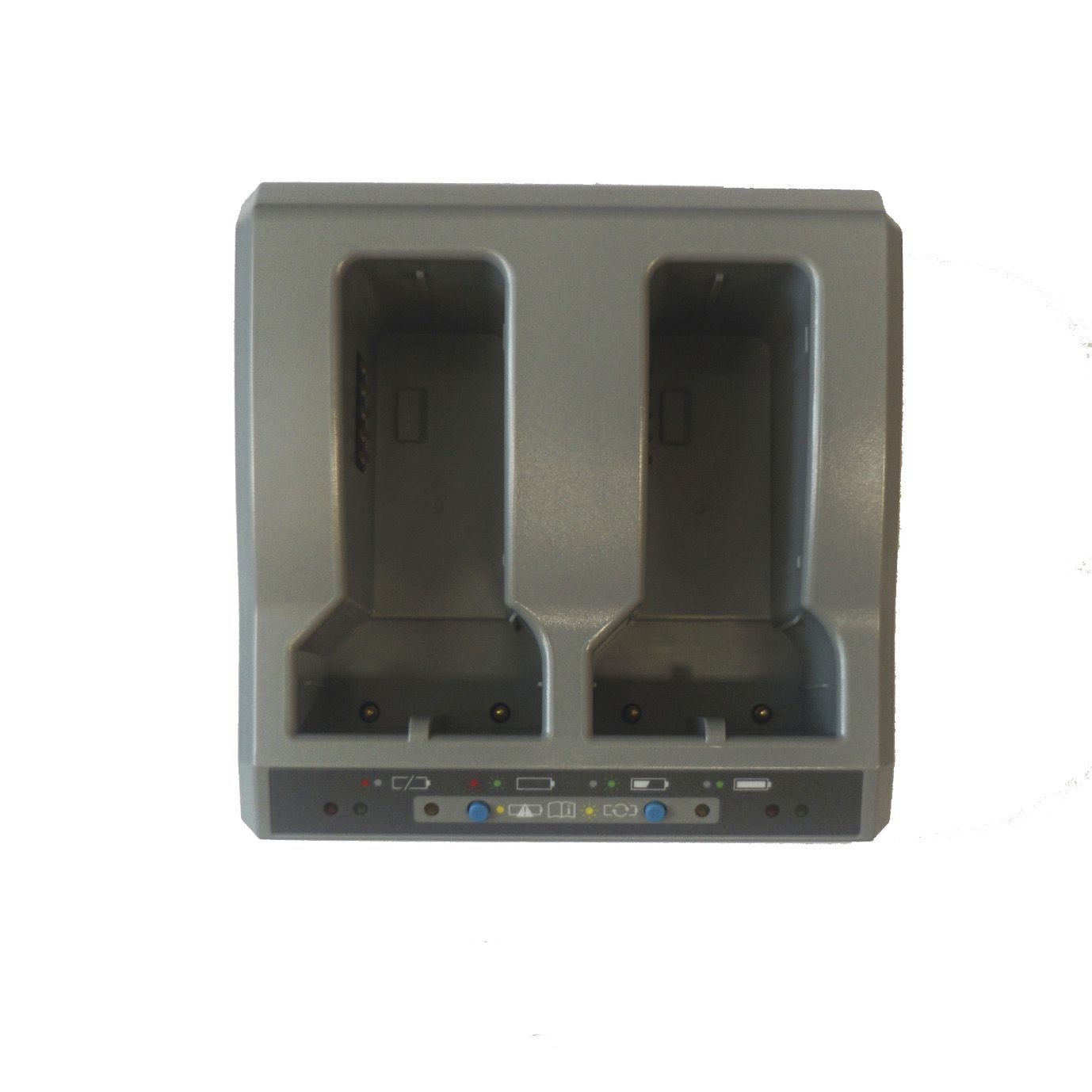 Berço duplo para carregar baterias de receptores GNSS Trimble/Spectra