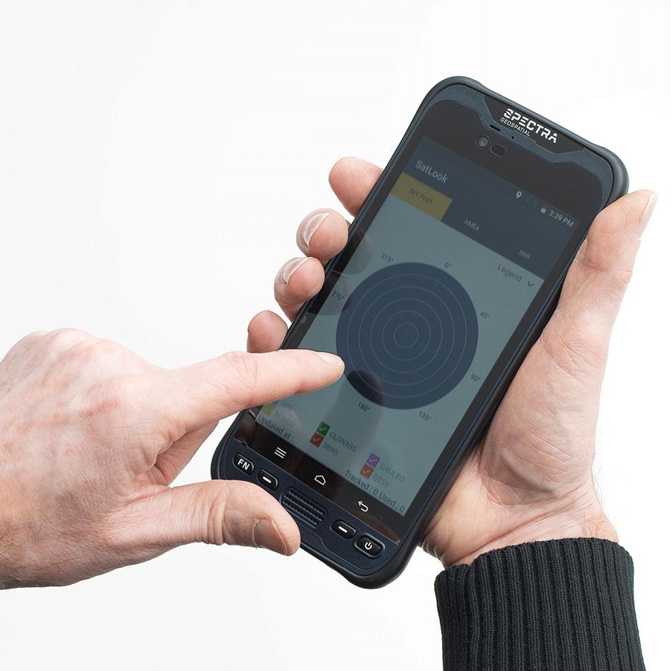 Receptor GPS MobileMapper 60