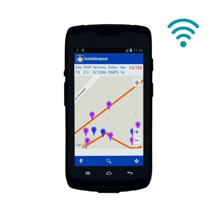 Receptor GPS MobilleMapper 50 wifi