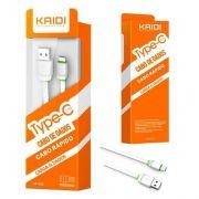Cabo USB P/ Celular Type-C - 1 Metro